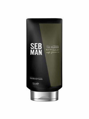Seb Man The Player -muotoiluvaha